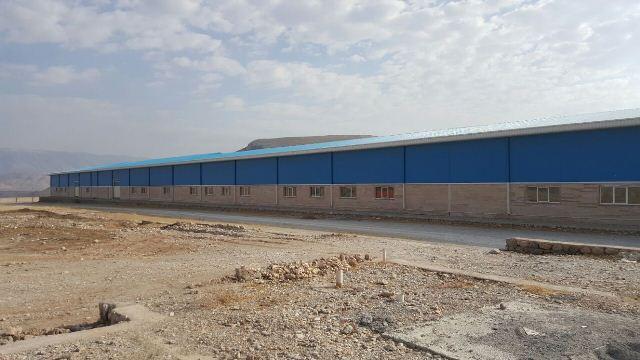 افتتاح شرکت مادکتو استیل کرد با تسهیلات بانک صنعت و معدن